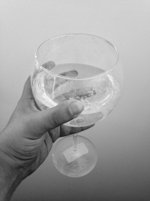 PISS POT with CRYSTAL GLASSES | JULES GIMBRONE 1